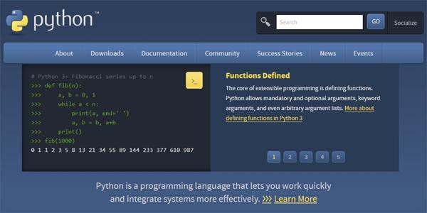 Python 入門コース